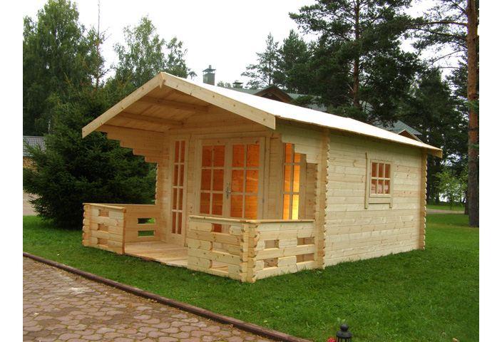 Проект домика на даче своими руками