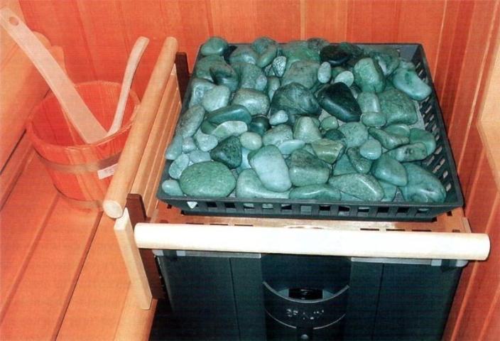 Учимся как выбрать камни для бани правильно